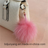 Fashionable Real Raccoon Fur Ball