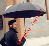 Vented 50+ UV Golf Umbrella, Wind Resistant Promotional Vented Umbrella