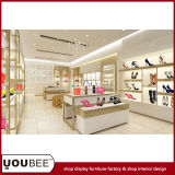 Arabic Stylish Retail Shoes Shop Interior Design for Shopping Mall