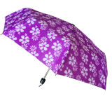 Top Quality Promotional Cheap Mini Three Folding Umbrella