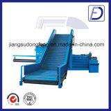 Has Conveyor Hydraulic Semi-Automatic Waste Paper Baler