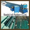 High Speed Guardrail Making Roll Forming Machine