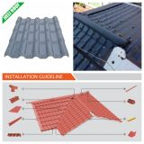 Thailand PVC Roofing Plastic Sheet