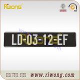 Angola License Plate