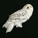 Custom 3D PVC Parrot Bird Shape Fridge Magnet