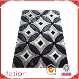 High Quality Microfiber Silk Polyester Mat Floor Rug
