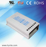 Hyrite 12V 100W Free Air-Convection Rainproof Constant Voltage LED Power Supply Transformer with Ce RoHS Bis SAA Saso TUV