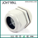 RoHS IP68 Waterproof Grey Black M25 Plastic Cable Gland