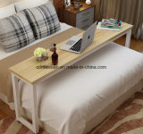 Multifunctional Across The Bed Double Computer Desk Notebook Computer Desk Mobile Bed Table Lazy Bed Desk (M-X3462)