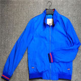 Blue Lightweight Rib Man New Arrival Jackets with High Quality