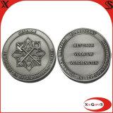 Metal Coast Guard Coin for Souvenir