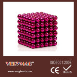 5mm 216PCS/Set Color Neodymium Neocube, Magnet Ball
