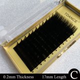 12rows/Tray, Faux Mink Individual Eyelash Extension, Natural Mink Eyelash Extension Cilia Lashes Extension for Professionals