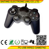 PS2&PS3&PC Vibration Gamepad Stk-2004pup