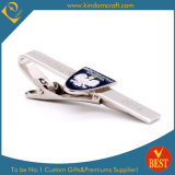 2015 Custom Badge Shape Metal Tie Clip for Decoration