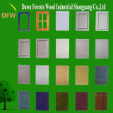 PVC Membrane MDF Wardrobe Door