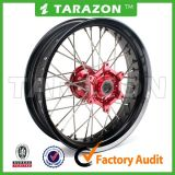 Whole Set Front and Rear Aluminium Motorcycle Rim and Hub Wheel for Honda Crf250r
