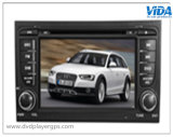 Two DIN Car DVD Player for Audi A4
