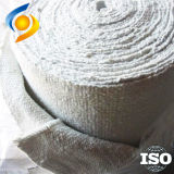 1260C Ceramic Fibre Cloth Aluminate Silicate ISO Quality