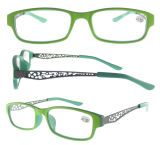 Unisex Eyewear with Hollow out Temples (RP474043)