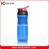 750ml Plastic Shaker Bottle with Stainless Blender mixer Ball