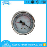 2inch-50mm Black Case with Chrome Ring Vacuum Gauge
