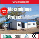 Hot Sale Light Steel Structure Prefabricated House for Site Camp