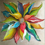 Newest Handmade Impressionism Floral Painting for Decor (LH-139000)