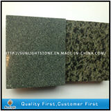 Polished/Flamed China Green Granites Tiles for Floor, Paving Stone