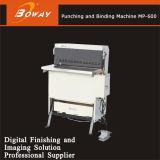 China Manufacturer Factory Manual MP-600 Punching Perforating Machine