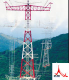 Transmission Line Angle Steel Tower for Electric Power Transmission