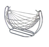 OEM New Design Stainless Steel Fruit Basket