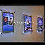 Acrylic Poster Frames with Light