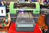 Small Format UV Flatbed Printer with LED Lamp