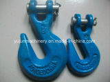 Us Type H330 Clevis Grab Hook Without Latch