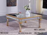 Living Room Special Coffee Table with Clear Mirror