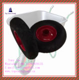 Long Life 6pr Nylon Rubber Wheel with 3.00-8