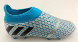 New Design Outdoor Soccer Sport Shoe / Football Shoe with Sock