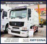 Sinotruk HOWO 12m3 Compress Type Garbage Truck
