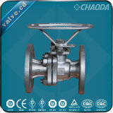 300lb Reduced Bore Floating Ball Valve