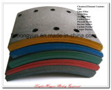 Brake Lining Factory with Over 400 Items
