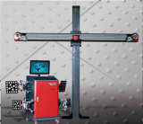3D Wheel Aligner and Wheel Alignment with CE