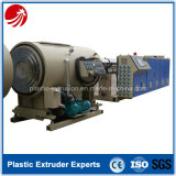 Plastic PE HDPE Pipe Tube Extrusion Extruder Machine