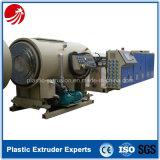 Plastic PVC PE HDPE LDPE Pipe Tube Extrusion Extruder Machine