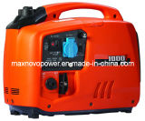 1kw Portable Digital Inverter Generator (Gasoline, MPZ-1000I)
