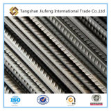 Factory Supply Hot Rolled Reinforcing Rebar for Building Material