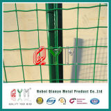 Qym PVC Coated Field Fence/ Europe Welded Wire Mesh Fence