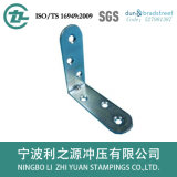 Stainless Steel L Shape Corner Bracket for Furniture and Decoration
