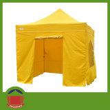 Yellow Color Gazeobo Tent with Rolling up Door