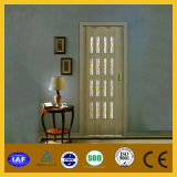 PVC Folding Door with Rigid Hinge and Different Style Handle